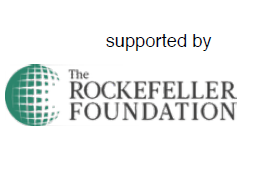 Supported by The Rockefeller Foundation